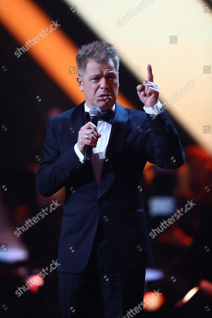 Editorial image of Golden Camera Awards, Hamburg, Germany - 22 Feb 2018