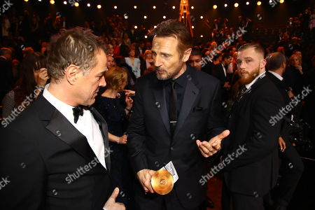 Michael Mittermeier, Liam Neeson