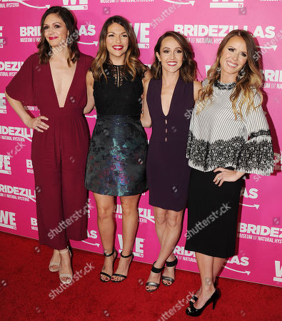 Trista Sutter, Desiree Hartsock, Deanna Pappas, Ashley Hebert