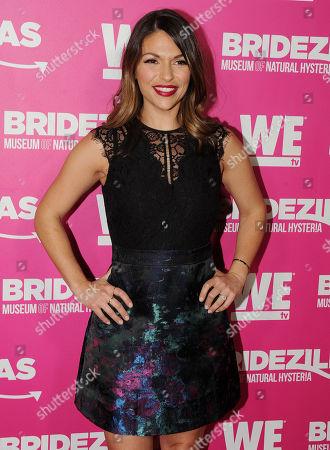 Editorial photo of 'Bridezillas' TV show premiere, New York, USA - 22 Feb 2018