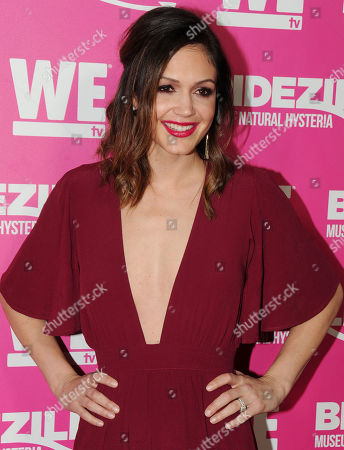 Editorial image of 'Bridezillas' TV show premiere, New York, USA - 22 Feb 2018