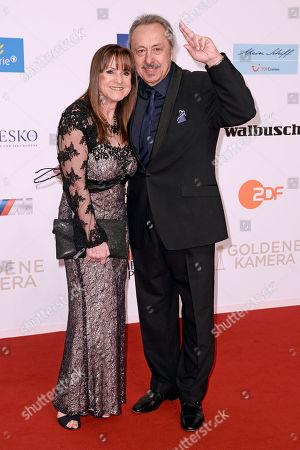 Wolfgang Stumph und Frau Christine Stumph