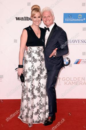 Editorial photo of Verleihung GOLDENEN KAMERA, Hamburg, Germany - 22 Feb 2018