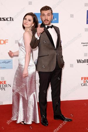 Edin Hasanovic mit Freundin Jasmin