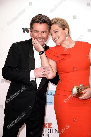 Thomas Anders und Frau Claudia Anders