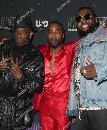 Mopreme Shakur, Marcc Rose, Wavyy Jonez