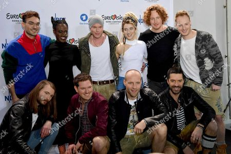 Editorial image of Eurovision Song Contest National Selection, Berlin, Germany - 22 Feb 2018