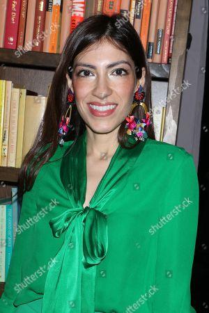 Stock Image of Heba Abedin