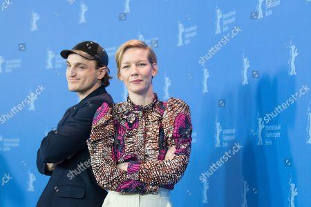 Sandra Huller, Franz Rogowski
