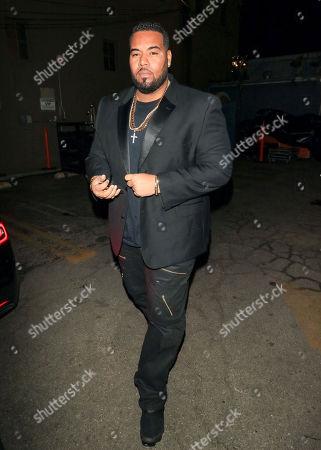 Editorial image of Celebrities at Avalon Nightclub, Los Angeles, USA - 22 Feb 2018