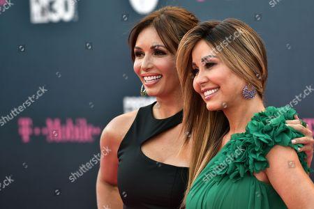 Editorial photo of Premio Lo Nuestro Awards, Arrivals, Miami, USA - 22 Feb 2018