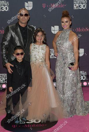 Juan Luis Morera Luna and Family