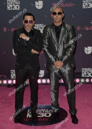 Juan Luis Morera Luna and Yandel