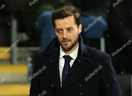 Former Hull City and Tottenham Hotspur midfielder Ryan Mason