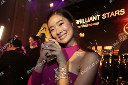 Editorial photo of Asian Brilliant Stars Awards, Berlin, Germany - 22 Feb 2018