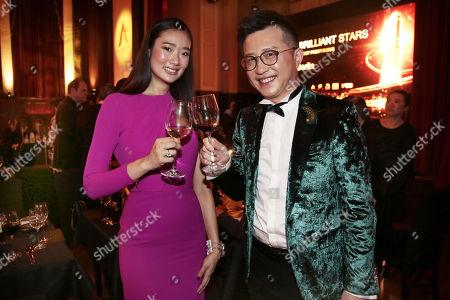 Editorial image of Asian Brilliant Stars Awards, Berlin, Germany - 22 Feb 2018