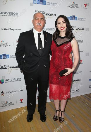 Miguel Sandoval, Olivia Sandoval