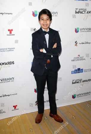 Editorial photo of 21st Annual Impact Awards, Los Angeles, USA - 23 Feb 2018