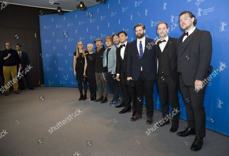 Editorial image of Photocall of the movie Songwriter at the 68th International Film Festival Berlinale, Berlin, Germany - 23 Feb 2018