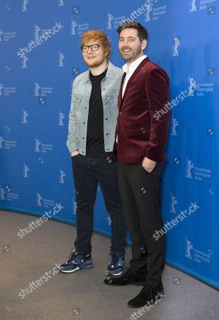 Ed Sheeran and Murray Cummings