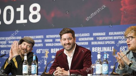 Editorial photo of Photocall of the movie Songwriter at the 68th International Film Festival Berlinale, Berlin, Germany - 23 Feb 2018
