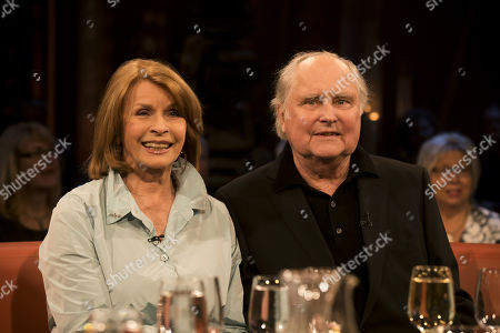 Senta Berger and Michael Verhoeven