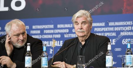 Martin Sulik, Peter Simonischek