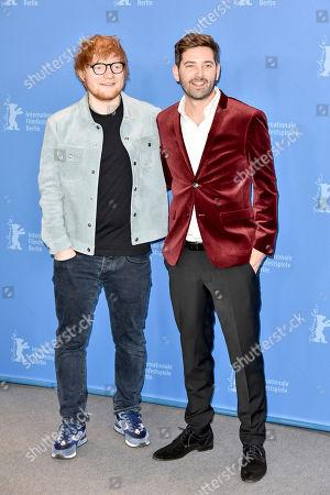 Ed Sheeran and cousin Murray Cummings