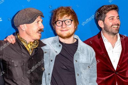 Foy Vance, Ed Sheeran, Murray Cummings