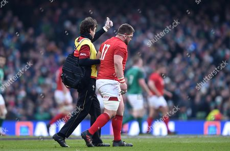 Editorial image of Ireland v Wales - NatWest 6 Nations 2018 - 24 Feb 2018