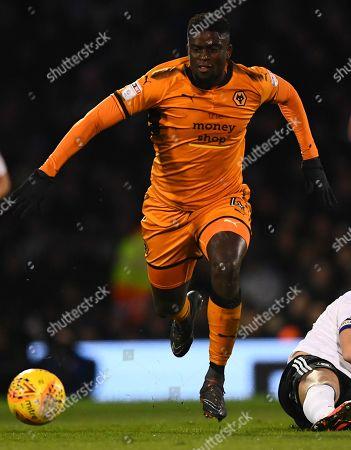 Alfred N?Diaye of Wolverhampton Wanderers