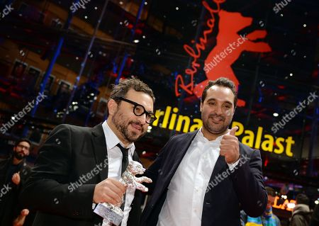 Alonso Ruizpalacios and Manuel Alcala