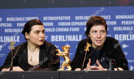 Adina Pintilie and Irmena Chichikova