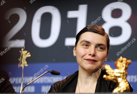 Editorial photo of Closing and Awards Ceremony - 68th Berlin Film Festival, Germany - 24 Feb 2018