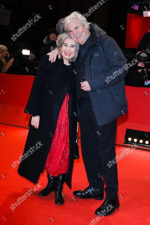Peter Simonischek mit Ehefrau Brigitte