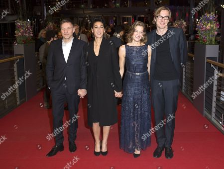 Editorial image of Closing ceremony of the 68th International Film Festival Berlinale, Berlin, Germany - 24 Feb 2018