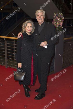 Peter Simonischek, Brigitte Karner