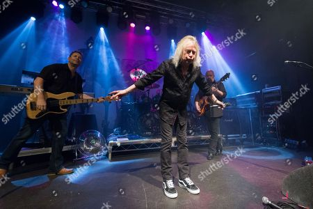 Stock Photo of Magnum - Al Barrow, Bob Catley, Tony Clarkin