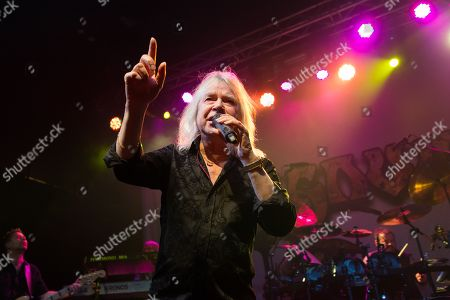 Stock Picture of Magnum - Bob Catley