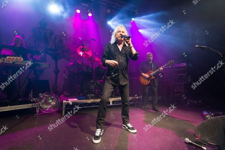 Editorial photo of Magnum in concert at Academy 2, Manchester, UK - 24 Feb 2018