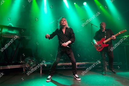 Editorial picture of Magnum in concert at Academy 2, Manchester, UK - 24 Feb 2018