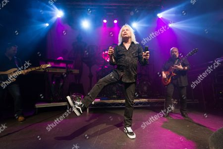 Editorial image of Magnum in concert at Academy 2, Manchester, UK - 24 Feb 2018