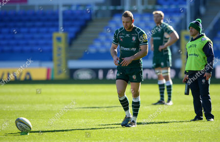 Editorial image of London Irish v Worcester Warriors, Reading, UK - 25 Feb 2018