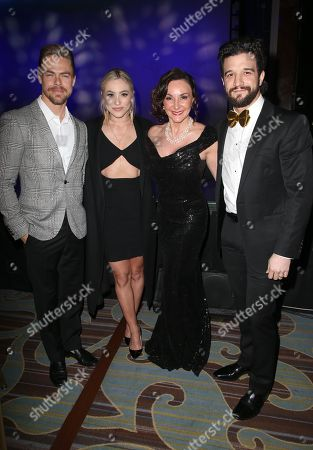 Derek Hough, B C Jean, Shirley Ballas, Mark Ballas