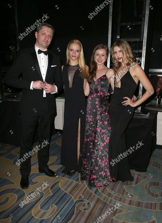 Editorial picture of Los Angeles Ballet Gala, Inside, USA - 24 Feb 2018