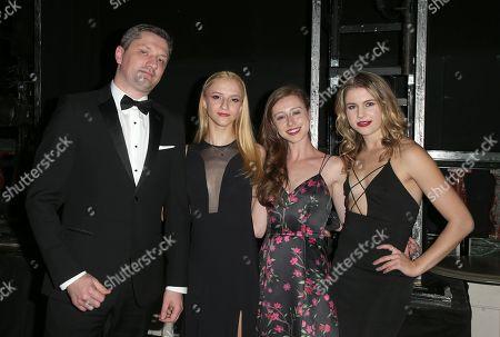 Editorial photo of Los Angeles Ballet Gala, Inside, USA - 24 Feb 2018