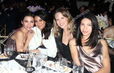 Jenna Dewan, Emmanuelle Chriqui, Cody Horn, Grace Rodriguez