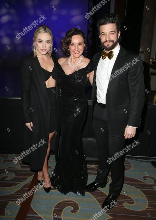 B C Jean, Shirley Ballas, Mark Ballas