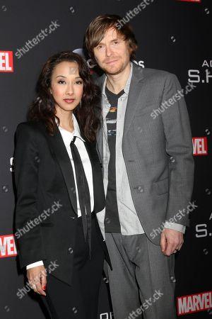 Maurissa Tancharoen, Jed Whedon
