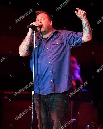 Editorial image of Uncle Kracker performs at The Magic City Casino, Miami, Florida, USA - 24 Feb 2018